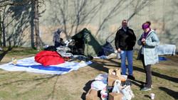 chris-rafferty-and-carolyn-johnson-homeless-encampment-mlk