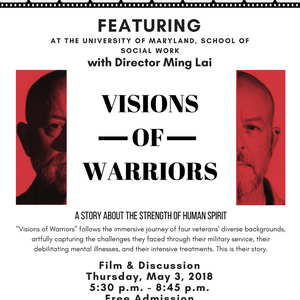 """Movie Premiere: """"Visions of Warriors"""" with Director Ming Lai"""