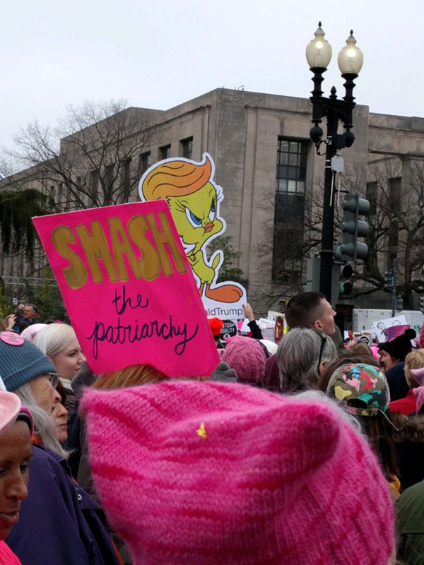 Tweety at March