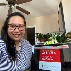 #ProudtoWorkHere Prize Drawing – submit your selfie before April 15!