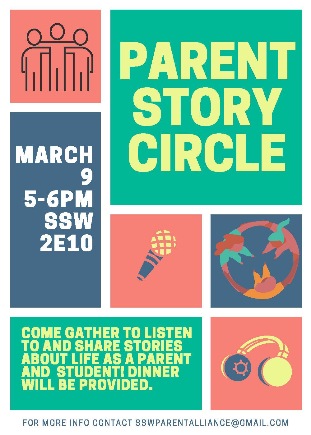 parent story circle