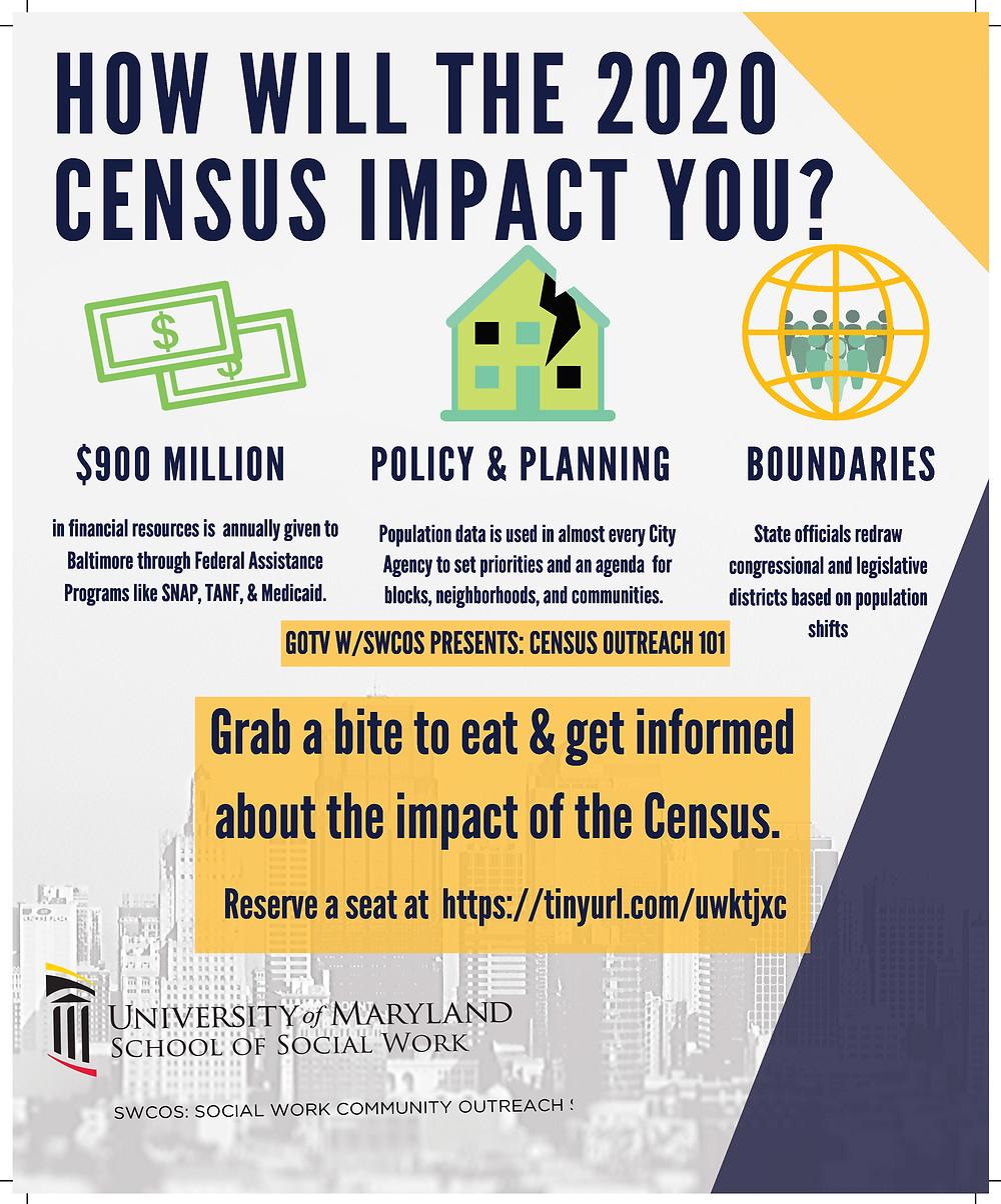 census poster