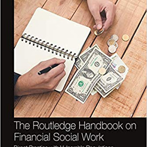SSW's Callahan, Frey and Imboden Editors of The Routledge Handbook on Financial Social Work: Dir