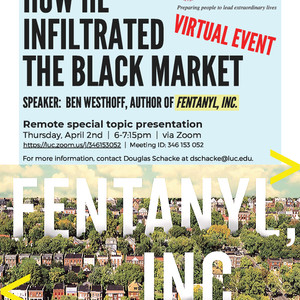 """VIRTUAL EVENT: Ben Westhoff """"How He Infiltrated the Black Market"""" April 2"""