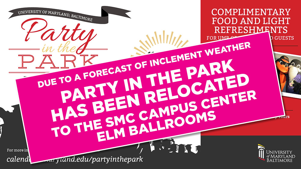 UMB Party in the Park