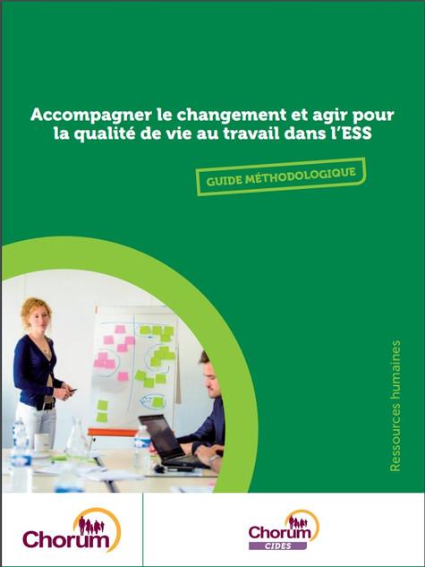 Accompagner le changement et agir pour la qualité de vie au travail dans l'ESS - CHORUM CIDES