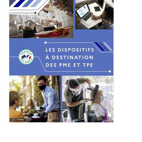 Guide sur les dispositifs à destination des TPE PME