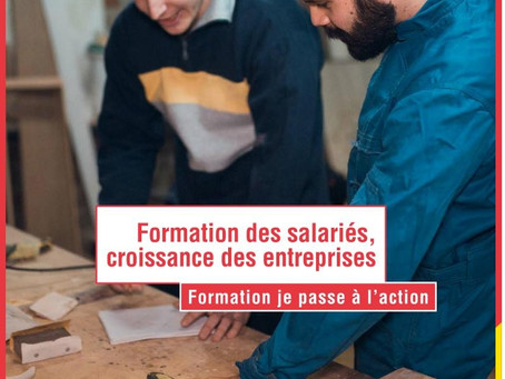 Guide à destination des entreprises pour la formation des salariés
