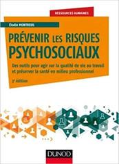 Prévenir les risques psychosociaux -  Elodie MONTREUIL