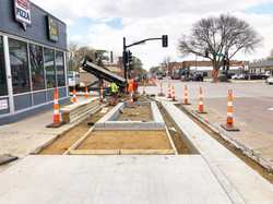 Vermillion Downtown Streetscape Renovation