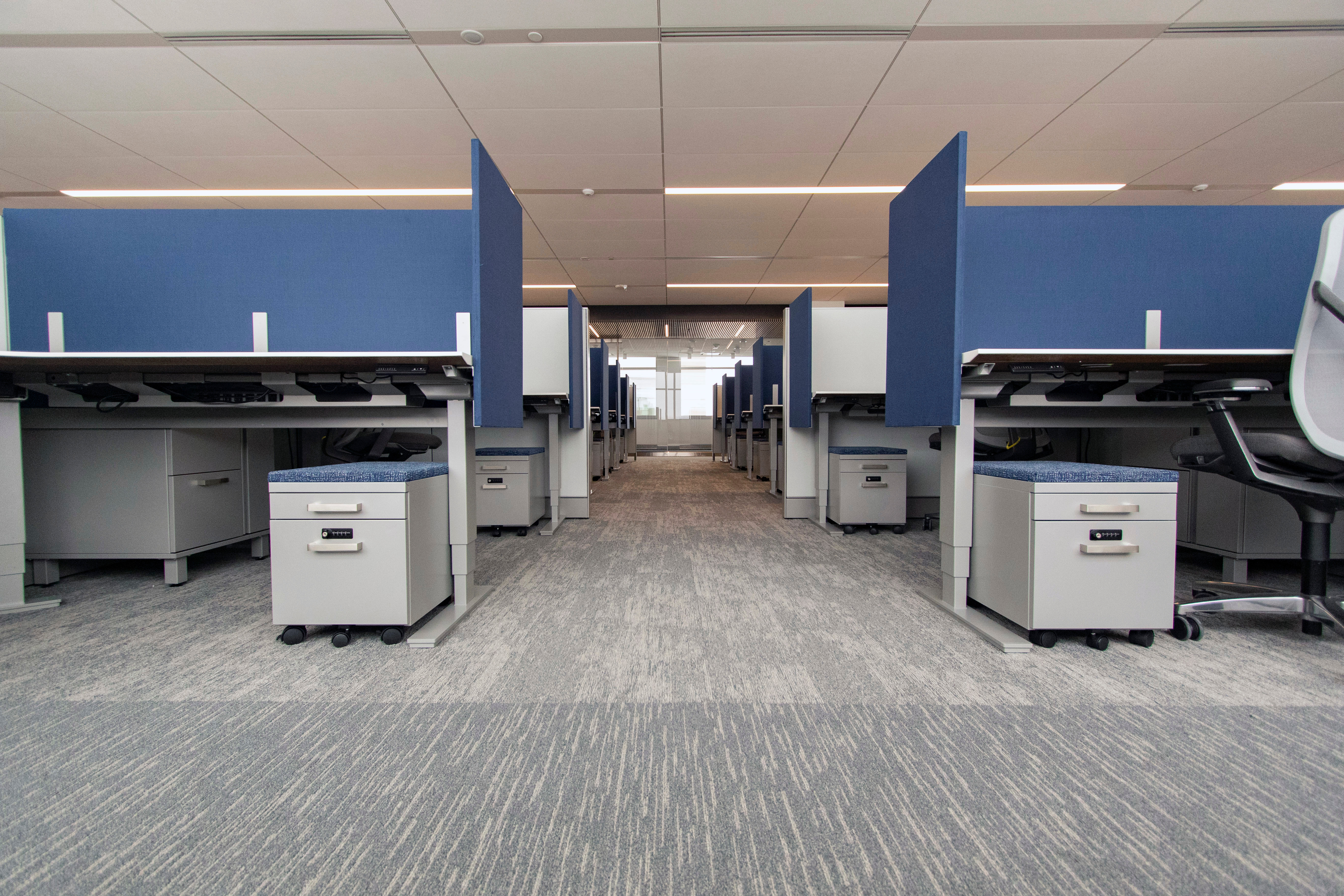 Sentry Insurance Workstations