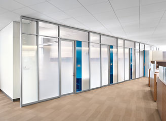 Wisconsin Institutes for Discovery Walls and Workstations by Duet