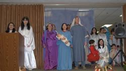 2017 nativity play