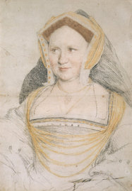 Mary,_Lady_Guildford,_drawing_by_Hans_Ho