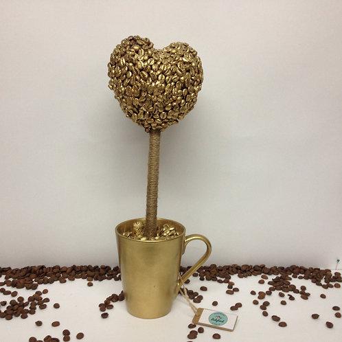Золотое кофейное дерево