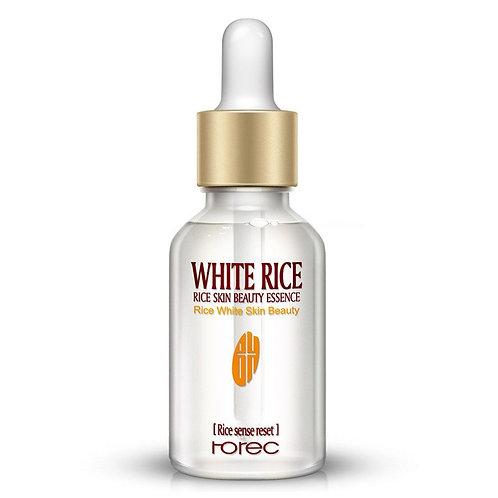 Сыворотка для лица с белым рисом Rorec