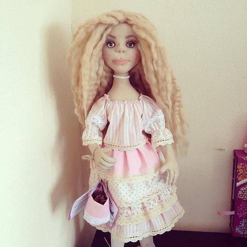 """Авторская кукла """"Мария"""""""