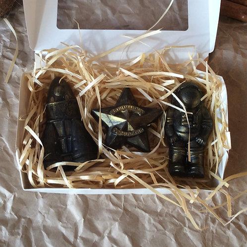 подарочный набор мыла ручной работы москва