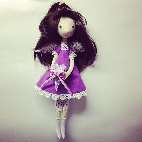 """Текстильная кукла """"Мария"""""""