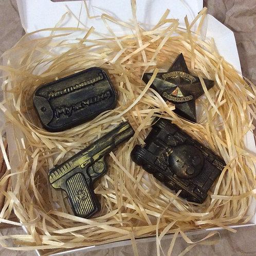 Подарочный набор мыла москва
