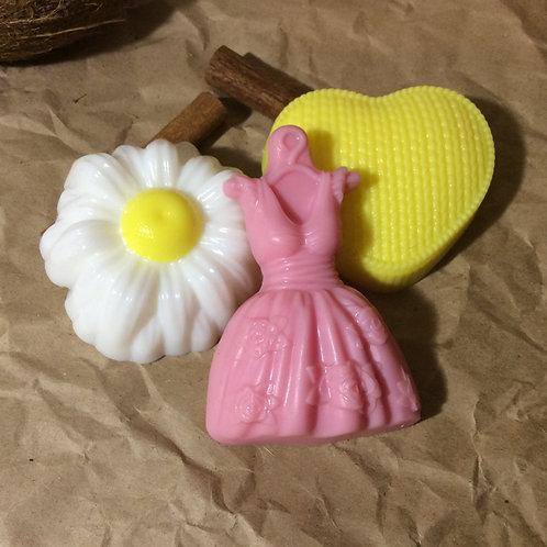 Подарочный набор мыла женский
