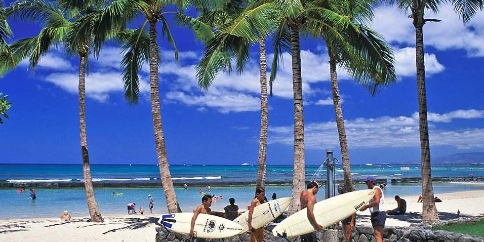 NLA goes Hawaii (1)