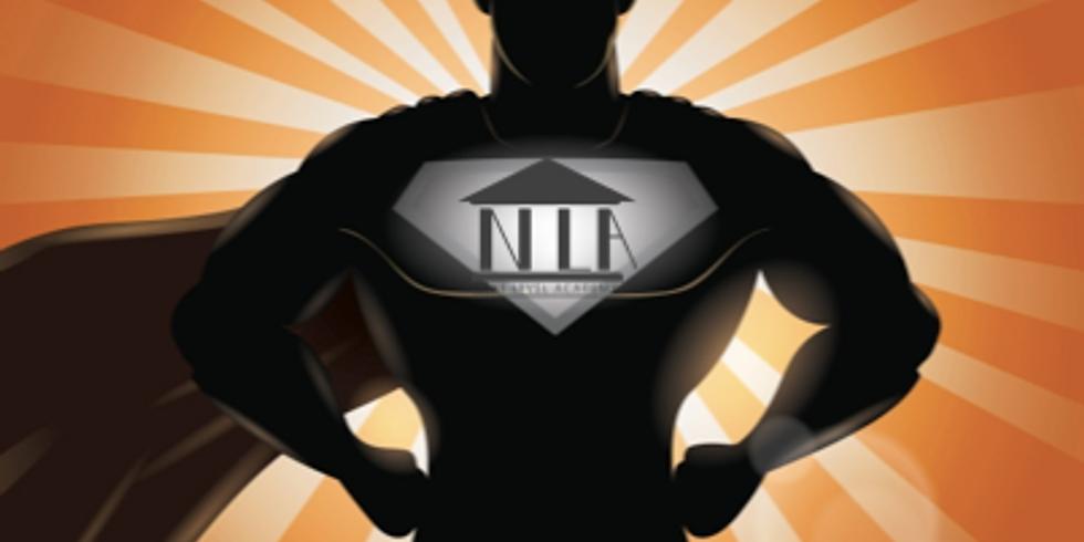 Superhero NLA VIP