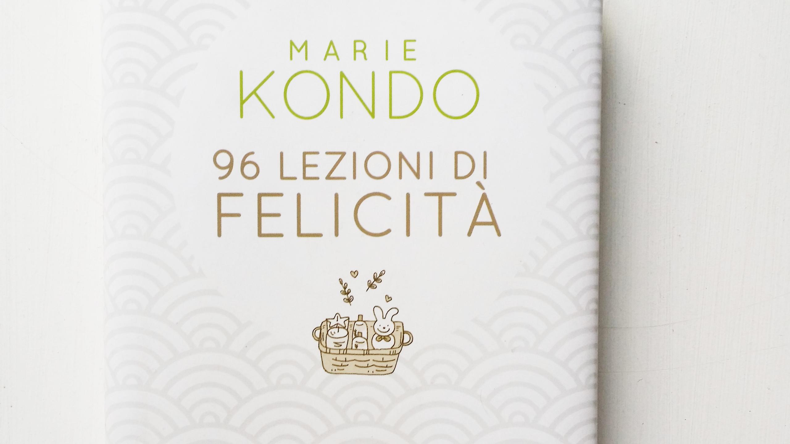 96 Lezioni di felicità, by Marie Kon
