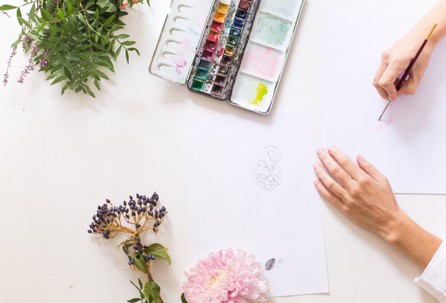 Creating lots of new illustration for you!