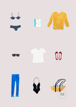 minimalist_wardrobe_Illustration_by_cricristudio
