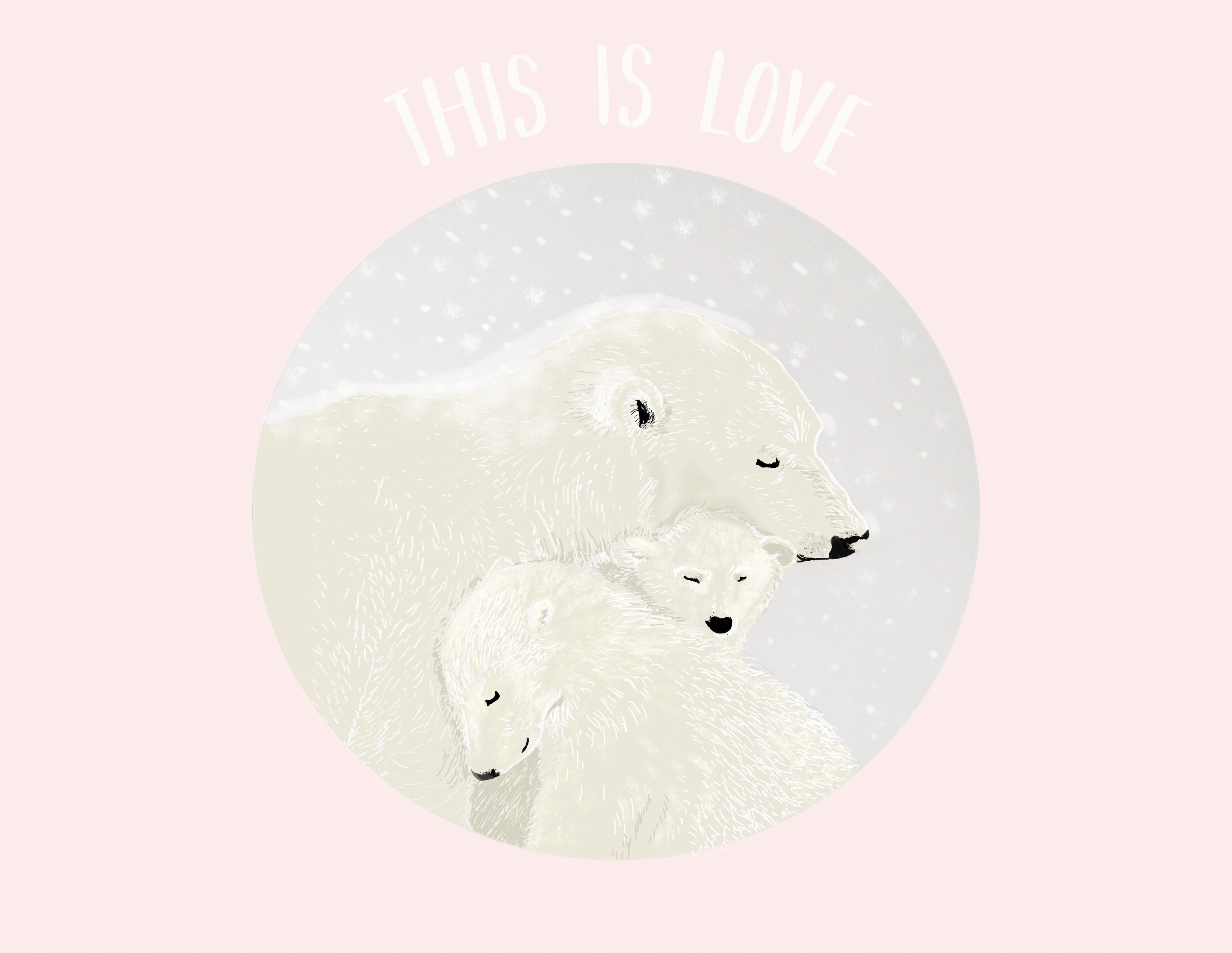 Mother_bear_wth_babies_from_This_is_love_collection_cricristudio