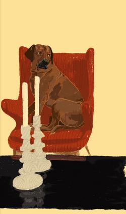 dog_illustration_by_cricristudio