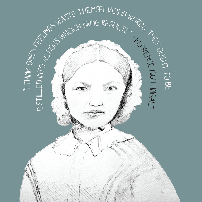 Great People of our World: Florence Nightingale