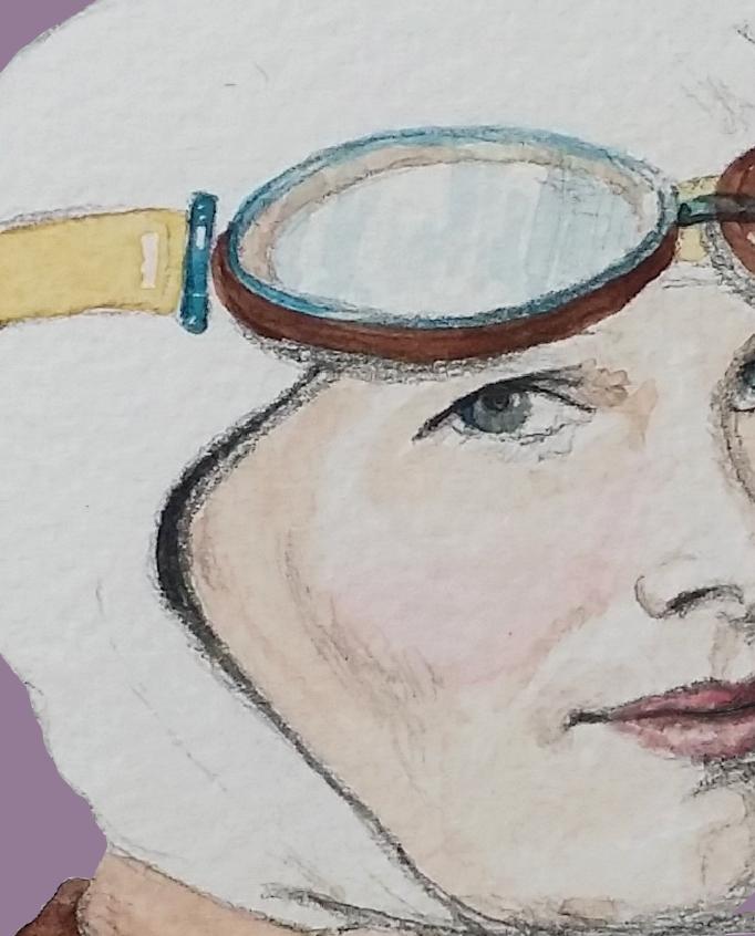 Detail Amelia Earthart