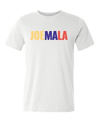 JoeMaLa White Shirt