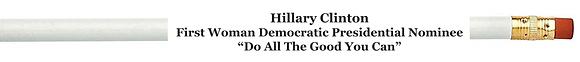Hillary Clinton Pencil Set