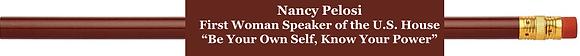 Nancy Pelosi Pencil Set