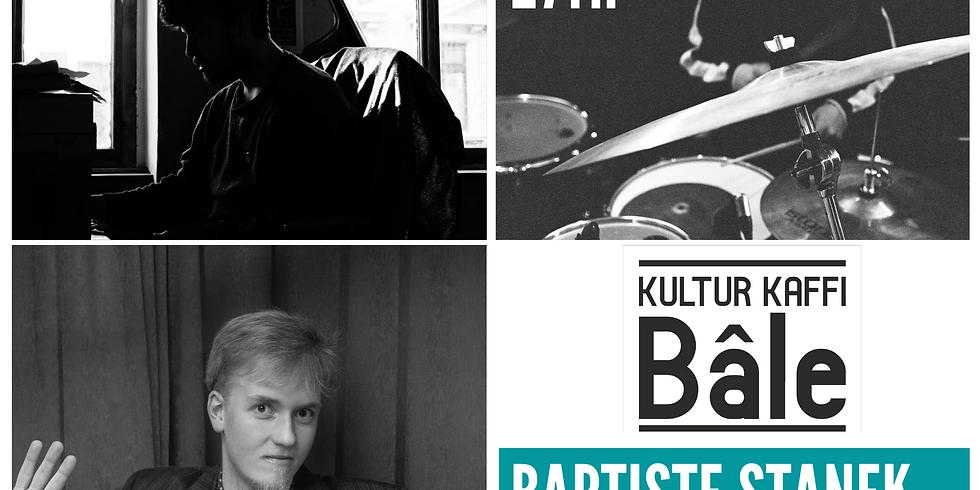 Baptiste Stanek Trio, Basel (CH)