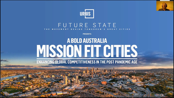 Mission Fit Cities