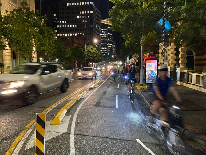 Brisbane's CityLink Cycleway