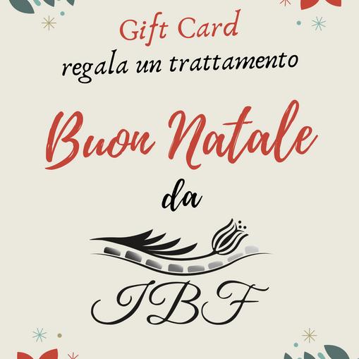 GIFT CARD da IBF