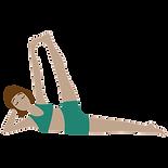 Posición Yoga 3