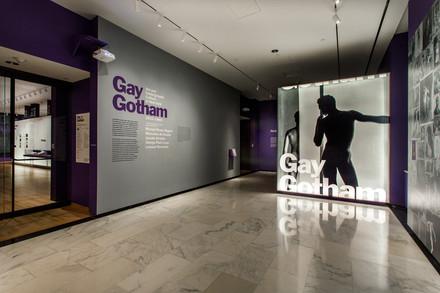 Gay Gotham Floor 1 Entry