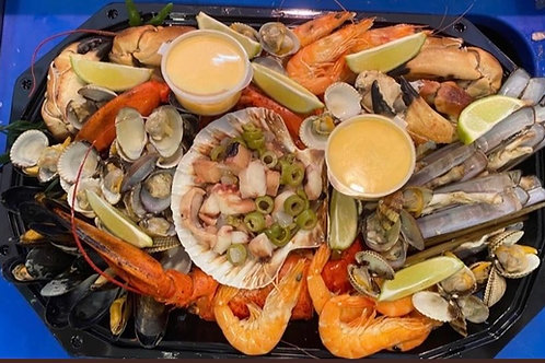 Plate Fruits de Mer (2 pers.)
