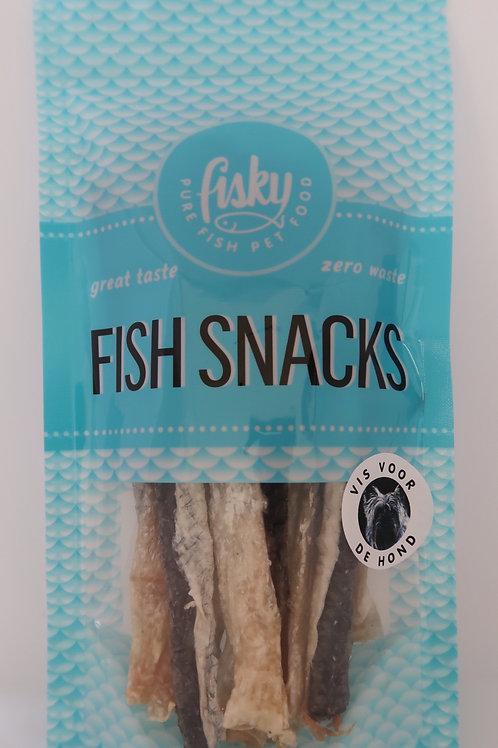 Crispy Salmon sticks