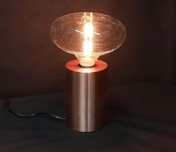 Cuivre Lampe Tactile Et Led Soquet Ampoule tCBshrdxQ