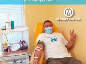 Darcovstvo krvi