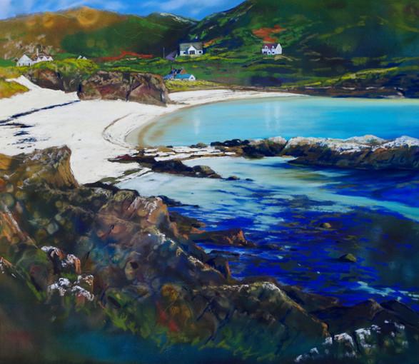"""Turquoise Sea"""