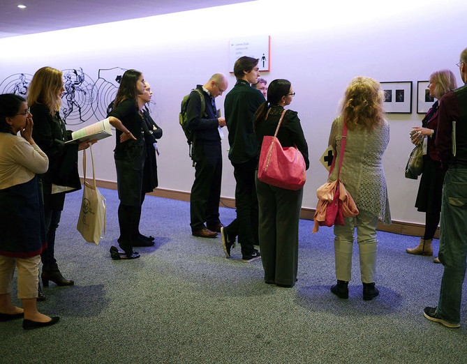 Curator's Tour