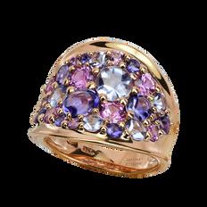 Petale ring - Rose de France 18k Pink Gold